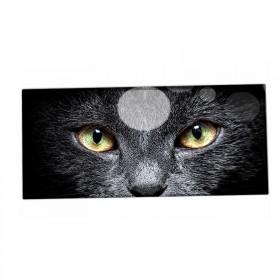 XXL podložka pod myš HUADO Mačacie oči