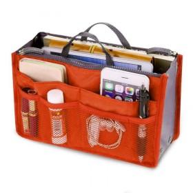 Organizér do kabelky oranžový