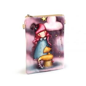 Dievčenská kabelka cez rameno Dievčatko čarodejnica