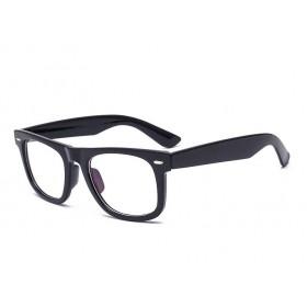 Nedioptrické okuliare wayfarer čierne 2 akosť