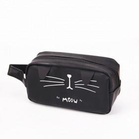 Meow pouzdro penál černý