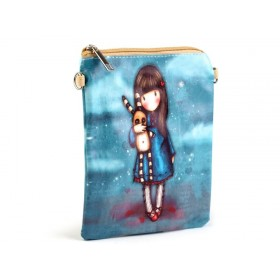 Dievčenská kabelka cez rameno Dievčatko animal