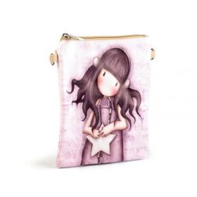 Dievčenská kabelka cez rameno Dievčatko s hviezdou