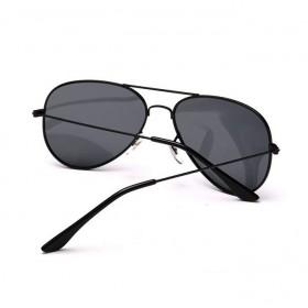 3cf103aee Slnečné okuliare čierny rám dymové sklo