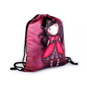 Dievčenský sťahovací batoh Divečatko so šatkou