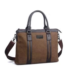 Pánská taška cez rameno Popular- Hnedá