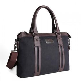 Pánská taška cez rameno Popular- šedá