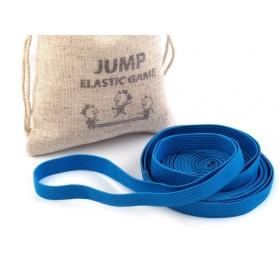 Skákací guma v pytlíčku Modrá