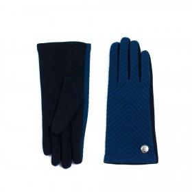 ArtOfPolo dámské rukavice prošívané Modré