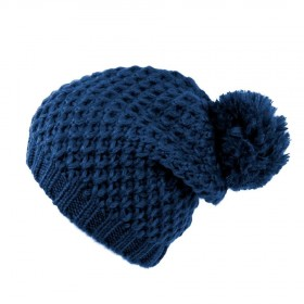 ArtOfPolo dámská čepice Paní zima Modrá