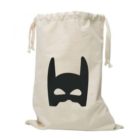 Plátený vak na hračky a prádlo Batman