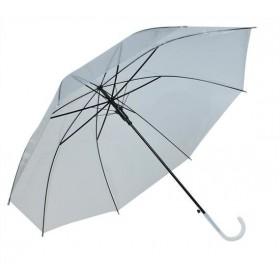Dámsky transparentný dáždnik 71 cm