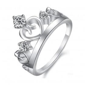 Prsteň s kryštálmi Marry me