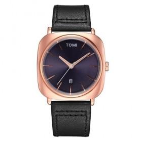 Tomi pánske hodinky Square Vision Gold