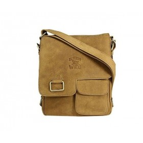 Always Wild Pánska kožená taška Ross