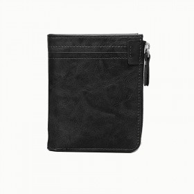 Vormor Pánska peňaženka Brass Čierna