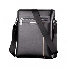 Vormor pánska taška Nathan Čierna