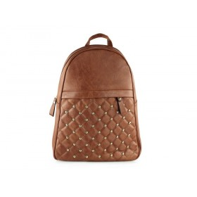 Dámský batoh Eko kůže A4 Hnědý