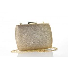 Škrupinová kabelka Vanda Gold