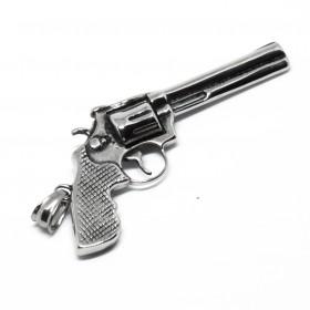 Prívesok z chirurgickej ocele Revolver