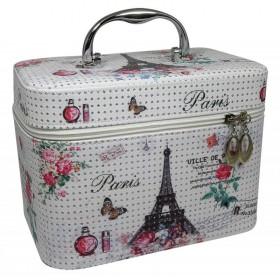 BMD kosmetický kufrík PARIS s kryštálmi