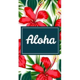 Plážový uterák 170x90cm ALOHA