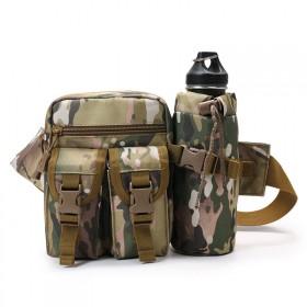 Outdoorová ľadvinka Tactical Maxi - Kamufláž