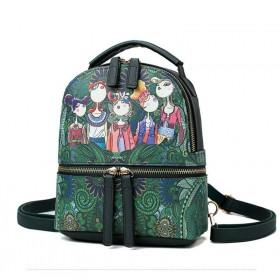 Mini batôžtek FIVE GIRLS Zelený