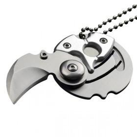 Vreckový nôž na kľúče Coin Blade