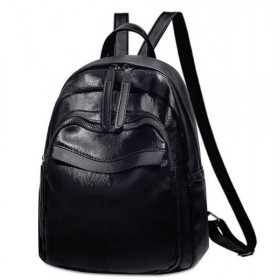 Stredný batôžtek CLASSIC Čierny