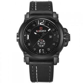 Naviforce Pánske hodinky 9099 Čierne