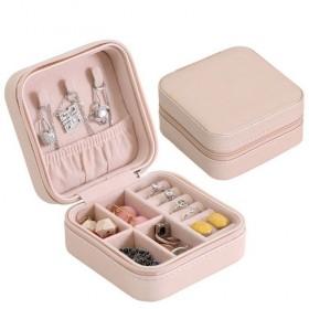 Malý Box na šperky Emily Sv. ružový
