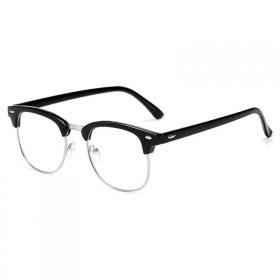Antireflexné okuliare bez dioptrii Old School ANT-1479