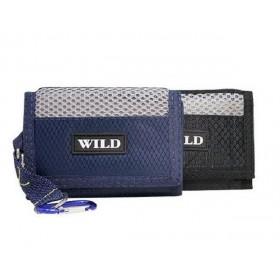 Always Wild pánska plátená peňaženka