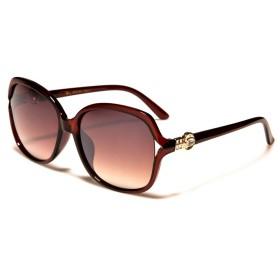 VG dámske slnečné okuliare so zirkónmi RS1931E