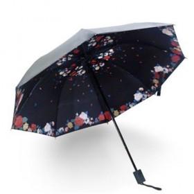 Dámsky skladací dáždnik Ružička