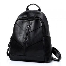 Stredný batôžtek CLASSIC ROMEO Čierny