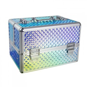 Kozmetický kufrík pre laky aj LED lampu Unikorn