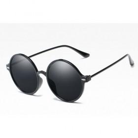 Dámske slnečné okuliare lenonky Čierne