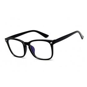 Okuliare blokujúce modré svetlo bez dioptrii Wayfarer