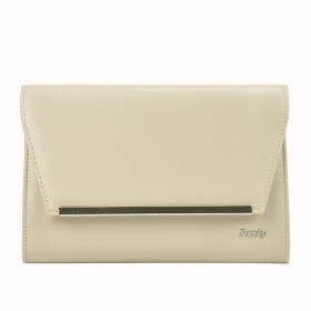 Rovicky elegantná kabelka Leona Béžová