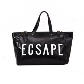 Dámska Cestovná taška ecsape Čierna