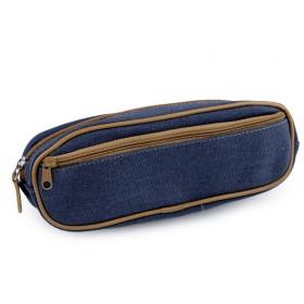 Textilné puzdro 8x20 cm Modré