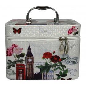 BMD kozmetický kufrík LONDON Holo