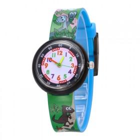 Chlapčenské silikónové hodinky Jurský park