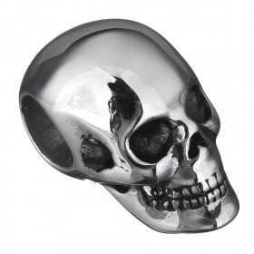 Prívesok z chirurgickej ocele - Lebka Skull