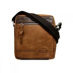 Always Wild pánska kožená taška Fabio