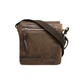 Always Wild pánska kožená taška Paolo