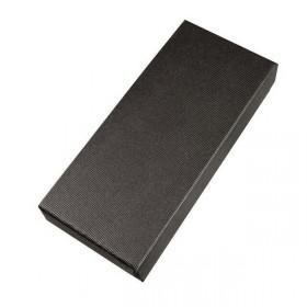 Darčeková krabička na hodinky - Čierna