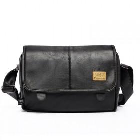 Three Box pánska taška cez rameno PINIT čierna
